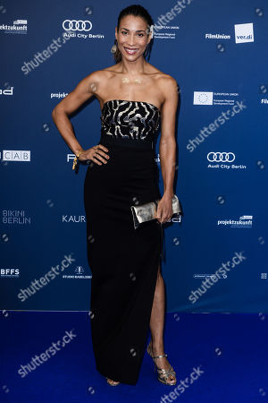 Editorial image of German Drama Awards 2019 in Berlin, Germany - 13 Sep 2019