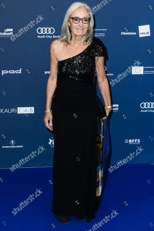 Stock Photo of Eleonore Weisgerber arrives for the German Drama Award (Deutscher Schauspielpreis) ceremony in Berlin, Germany, 13 September 2019 (issued 14 September 2019).