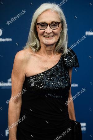 Eleonore Weisgerber arrives for the German Drama Award (Deutscher Schauspielpreis) ceremony in Berlin, Germany, 13 September 2019 (issued 14 September 2019).