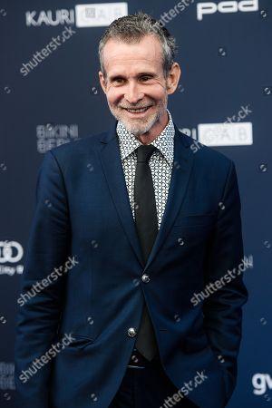 Stock Photo of Ulrich Matthes arrives for the German Drama Award (Deutscher Schauspielpreis) ceremony in Berlin, Germany, 13 September 2019 (issued 14 September 2019).