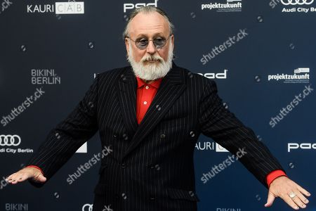 Friedrich Liechtenstein arrives for the German Drama Award (Deutscher Schauspielpreis) ceremony in Berlin, Germany, 13 September 2019 (issued 14 September 2019).