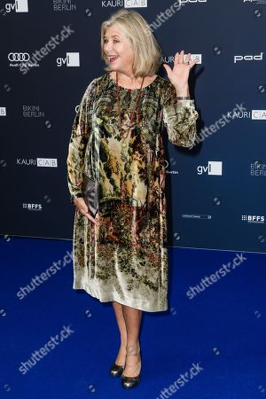 Stock Photo of Jutta Speidel arrives for the German Drama Award (Deutscher Schauspielpreis) ceremony in Berlin, Germany, 13 September 2019 (issued 14 September 2019).