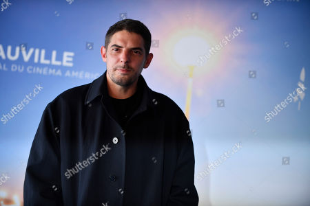 Damien Bonnard poses for the photographers on the photocall for 'Les Miserables' during the 45th Deauville American Film Festival, in Deauville, France, 14 September 2019. The festival runs from 06 to 15 September.