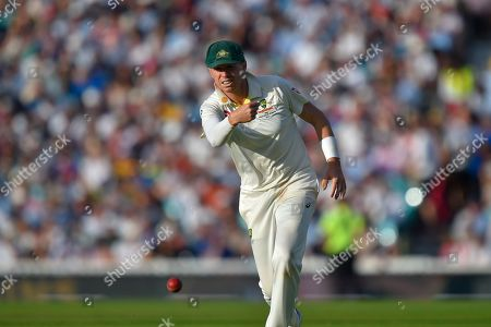 Peter Siddle of Australia during the 5th International Test Match 2019 match between England and Australia at the Oval, London
