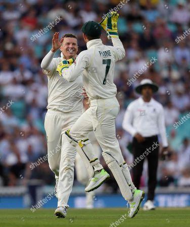 Editorial image of Cricket England Australia Ashes, London, United Kingdom - 14 Sep 2019