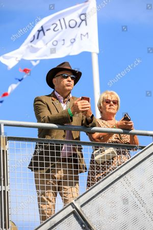 Editorial picture of Goodwood Revival, The Goodwood Motor Racing Circuit, Chichester, West Sussex, UK - 13 Sep 2019