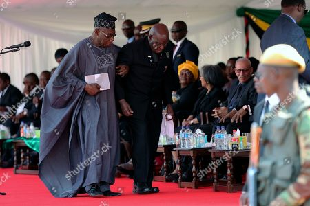 Editorial picture of Mugabe, Harare, Zimbabwe - 14 Sep 2019