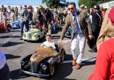 Editorial image of Goodwood Revival, The Goodwood Motor Racing Circuit, Chichester, West Sussex, UK - 14 Sep 2019