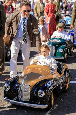 Editorial picture of Goodwood Revival, The Goodwood Motor Racing Circuit, Chichester, West Sussex, UK - 14 Sep 2019