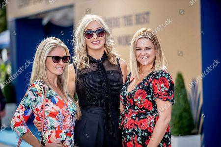 Edel Cannon, Vanessa Collins and Sharon Maguire