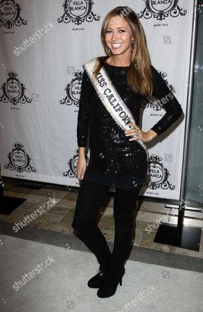 Miss California Tami Farrell