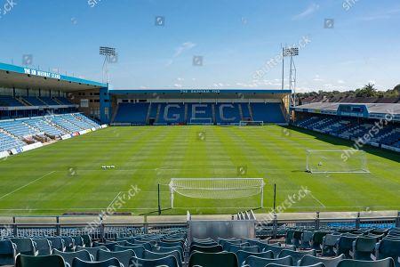 Editorial photo of Gillingham v Wycombe Wanderers, EFL Sky Bet League 1 - 14 Sep 2019