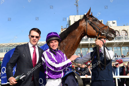 LEOPARDSTOWN. QIPCO Irish Champion Stakes (Group 1). MAGICAL and Ryan Moore won for trainer Aidan O'Brien.
