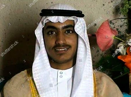 In this image from video released by the CIA, Hamza bin Laden, the son of of the late al-Qaida leader Osama bin Laden is seen as an adult at his wedding. The White House says Hamza bin Laden has been killed in a U.S. counterterrorism operation in the Afghanistan-Pakistan region. A White House statement gives no further details, such as when Hamza bin Laden was killed or how the United States confirmed his death