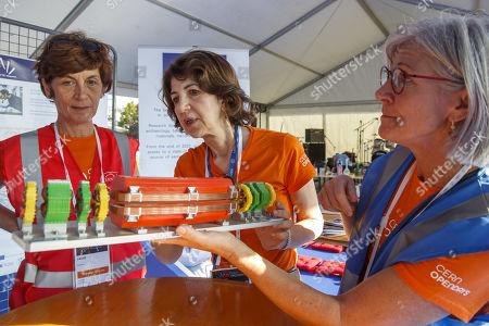 Editorial photo of CERN Opens Days, Meyrin, Switzerland - 14 Sep 2019