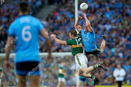 Editorial picture of GAA Football All-Ireland Senior Championship Final Replay, Croke Park, Dublin  - 14 Sep 2019