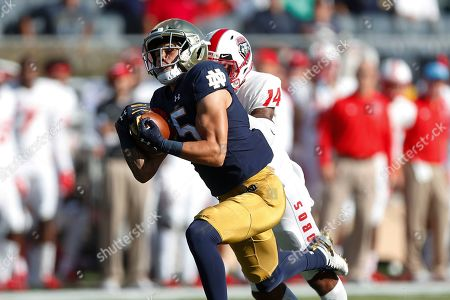 Editorial photo of New Mexico Notre Dame Football, South Bend, USA - 14 Sep 2019