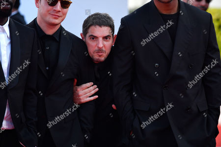 Damien Bonnard arrives on the red carpet prior to the premiere of 'Cuban Network' during the 45th Deauville American Film Festival, in Deauville, France, 14 September 2019. The festival runs from 06 to 15 September 2019.