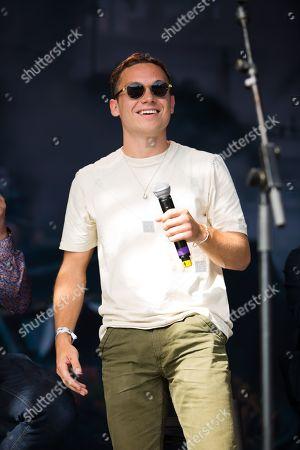 Stock Photo of Finn Cole
