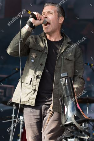 Paddy Considine of Riding The Low