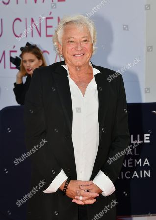 Editorial picture of Award Ceremony, Arrivals, 45th Deauville American Film Festival, France - 14 Sep 2019