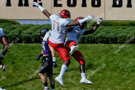 Editorial picture of UNLV Northwestern Football, Evanston, USA - 14 Sep 2019