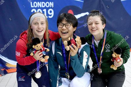 Editorial image of World Para Championships, London  - 14 Sep 2019