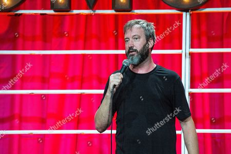 Tom Green performs during KAABOO 2019 at the Del Mar Racetrack and Fairgrounds, in San Diego, Calif