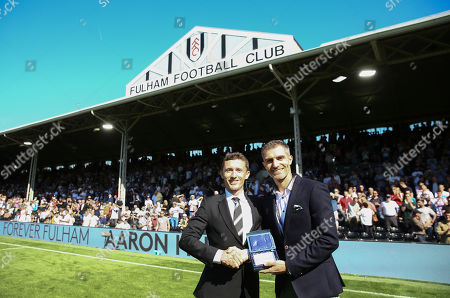 Editorial photo of Fulham v West Bromwich Albion, EFL Sky Bet Championship, Football, Craven Cottage, London, UK - 14 Sep 2019