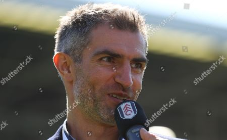 Commercial and marketing - Aaron Hughes inducted into Forever Fulham by CEO Alistair Mackintosh