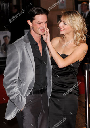 Brian Fortuna and Ali Bastian