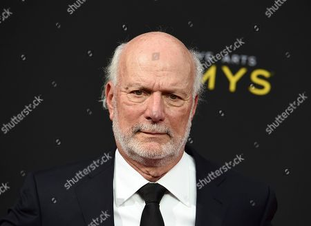 James Burrows arrives at night one of the Television Academy's 2019 Creative Arts Emmy Awards, at the Microsoft Theater in Los Angeles