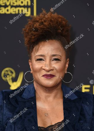 Wanda Sykes arrives at night one of the Television Academy's 2019 Creative Arts Emmy Awards, at the Microsoft Theater in Los Angeles