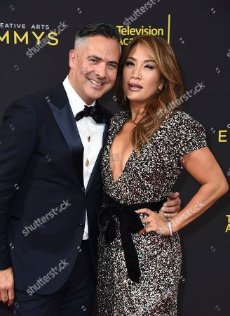 Editorial picture of Television Academy's 2019 Creative Arts Emmy Awards - Arrivals - Night One, Los Angeles, USA - 14 Sep 2019