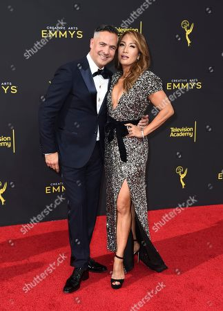 Editorial image of Television Academy's 2019 Creative Arts Emmy Awards - Arrivals - Night One, Los Angeles, USA - 14 Sep 2019