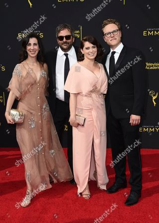 Editorial photo of Television Academy's 2019 Creative Arts Emmy Awards - Arrivals - Night One, Los Angeles, USA - 14 Sep 2019