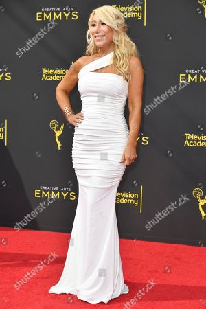 Editorial photo of 2019 Creative Arts Emmy Awards - Night One - Arrivals, Los Angeles, USA - 14 Sep 2019