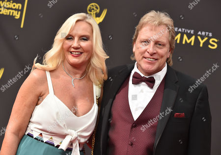 Stock Photo of Sig Hansen and June Hansen