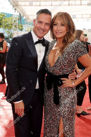 Editorial photo of EXCLUSIVE - Television Academy's 2019 Creative Arts Emmy Awards - Red Carpet - Night One, Los Angeles, USA - 14 Sep 2019