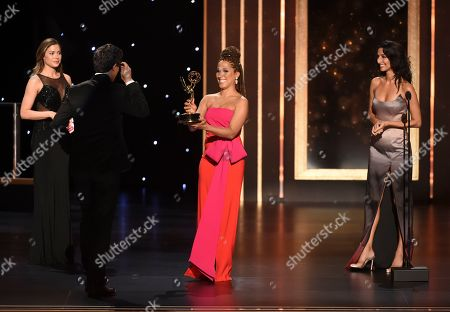 Editorial image of Television Academy's 2019 Creative Arts Emmy Awards - Show - Night One, Los Angeles, USA - 14 Sep 2019