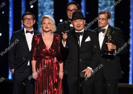 Editorial photo of Television Academy's 2019 Creative Arts Emmy Awards - Show - Night One, Los Angeles, USA - 14 Sep 2019