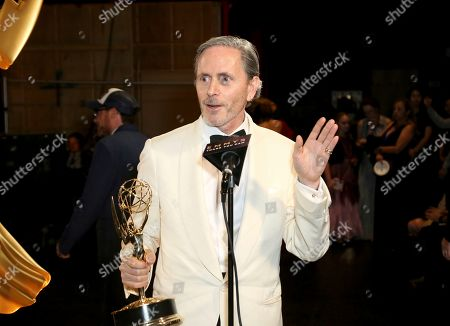 Editorial picture of Television Academy's 2019 Creative Arts Emmy Awards - Backstage and Audience - Night One, Los Angeles, USA - 14 Sep 2019