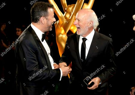 Editorial image of Television Academy's 2019 Creative Arts Emmy Awards - Backstage and Audience - Night One, Los Angeles, USA - 14 Sep 2019