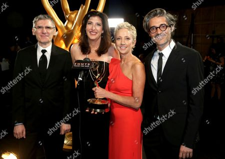 Editorial photo of Television Academy's 2019 Creative Arts Emmy Awards - Backstage and Audience - Night One, Los Angeles, USA - 14 Sep 2019