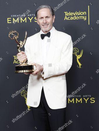 Editorial image of 2019 Creative Arts Emmys, Los Angeles, USA - 14 Sep 2019