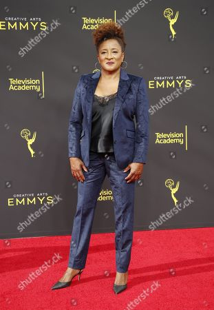 Wanda Sykes arrives on the red carpet for the 2019 Creative Arts Emmy Awards at the Microsoft Theater in Los Angeles, California, USA, 14 September 2019. The Creative Arts Emmy Awards honor excellence in Television technical categories such as makeup, casting direction, costume design, editing and cinematography. The 71st Primetime Emmy Awards Ceremony will take place on 22 September 2019.