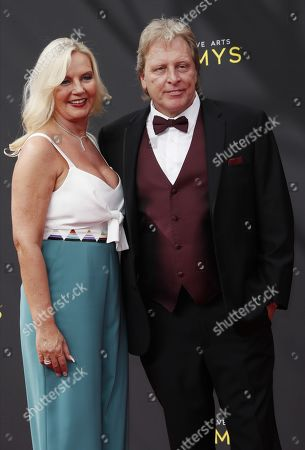 Editorial image of 2019 Creative Arts Emmys, Los Angeles, USA - 14 Sep 2019