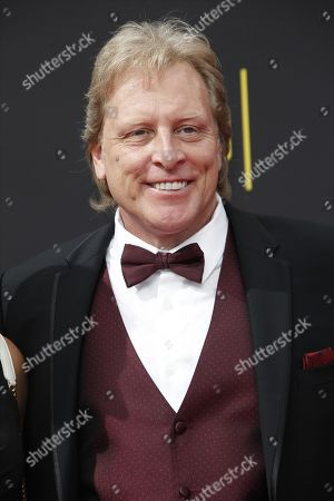 Sig Hansen arrives on the red carpet for the 2019 Creative Arts Emmy Awards at the Microsoft Theater in Los Angeles, California, USA, 14 September 2019. The Creative Arts Emmy Awards honor excellence in Television technical categories such as makeup, casting direction, costume design, editing and cinematography. The 71st Primetime Emmy Awards Ceremony will take place on 22 September 2019.