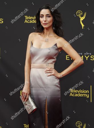 Editorial picture of 2019 Creative Arts Emmys, Los Angeles, USA - 14 Sep 2019