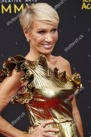 Barbara Corcoran arrives on the red carpet for the 2019 Creative Arts Emmy Awards at the Microsoft Theater in Los Angeles, California, USA, 14 September 2019. The Creative Arts Emmy Awards honor excellence in Television technical categories such as makeup, casting direction, costume design, editing and cinematography. The 71st Primetime Emmy Awards Ceremony will take place on 22 September 2019.